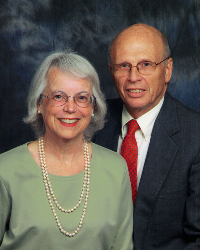 Dave and Patti Olson