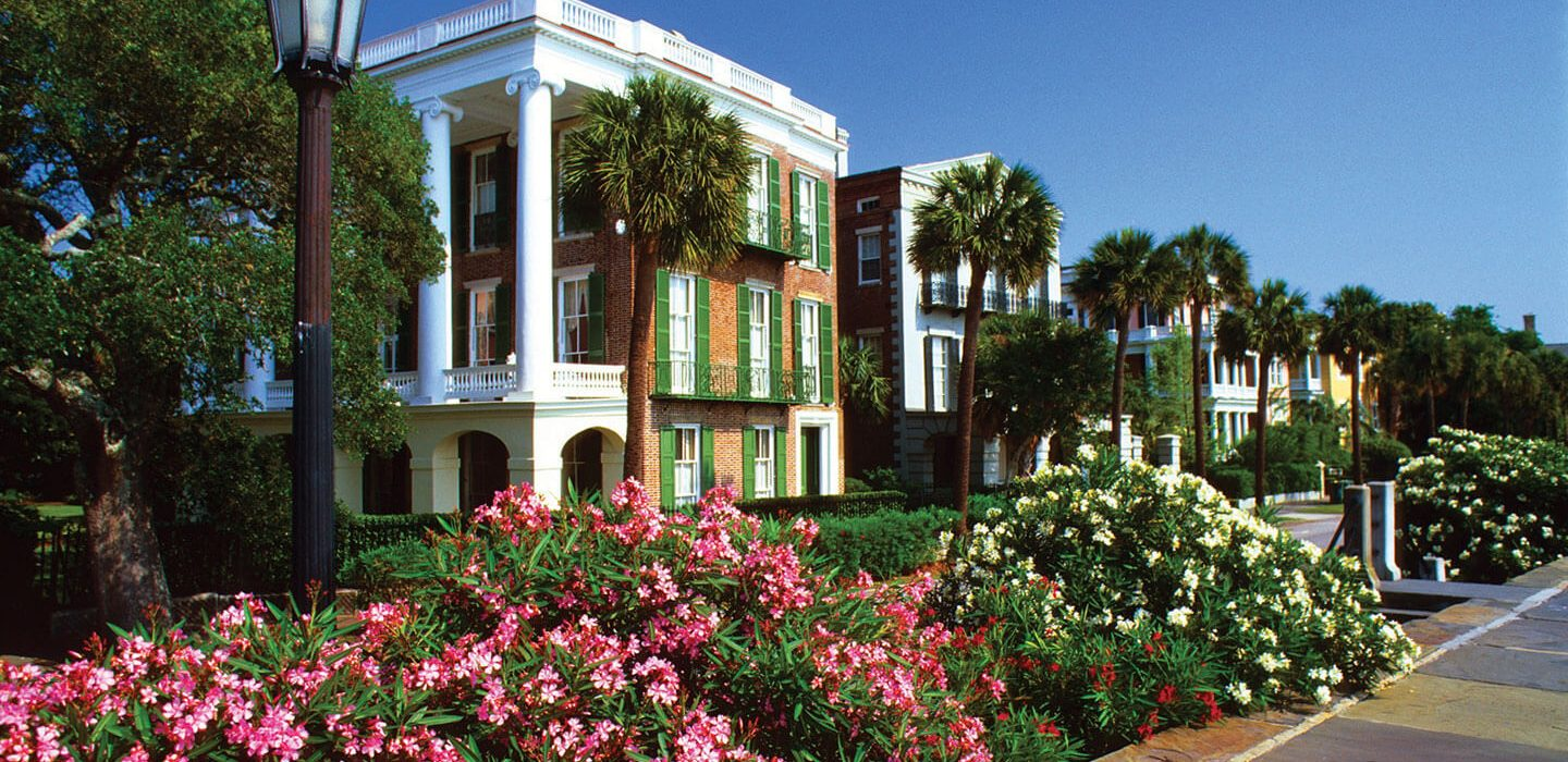 Savannah, Charleston & Myrtle Beach