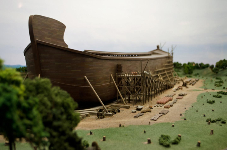 The Ark Encounter Bob Neff Tours