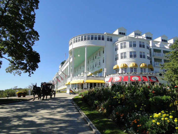 Mackinac Island & Thunder Bay Resort