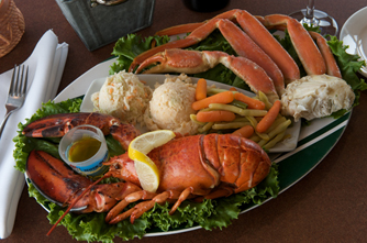 Nova Scotia Lobster tray