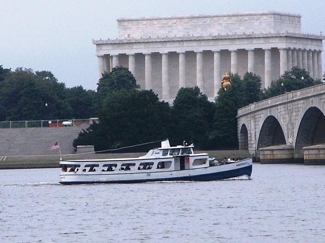 Potomac River Cruise Bob Neff Tours