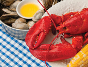Bar Harbor Lobster Dinner