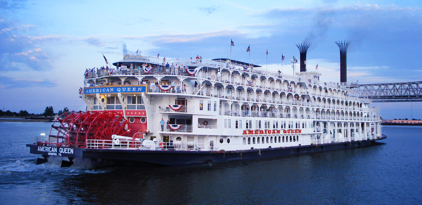 Mississippi River Cruise    New Orleans to Memphis