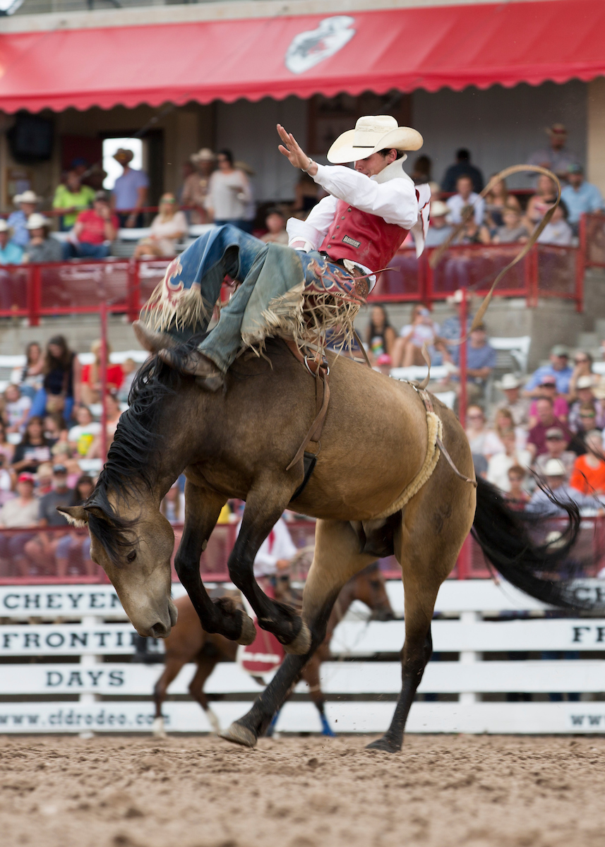 Cheyenne Frontier Days Western Celebration Still Quot Wow S