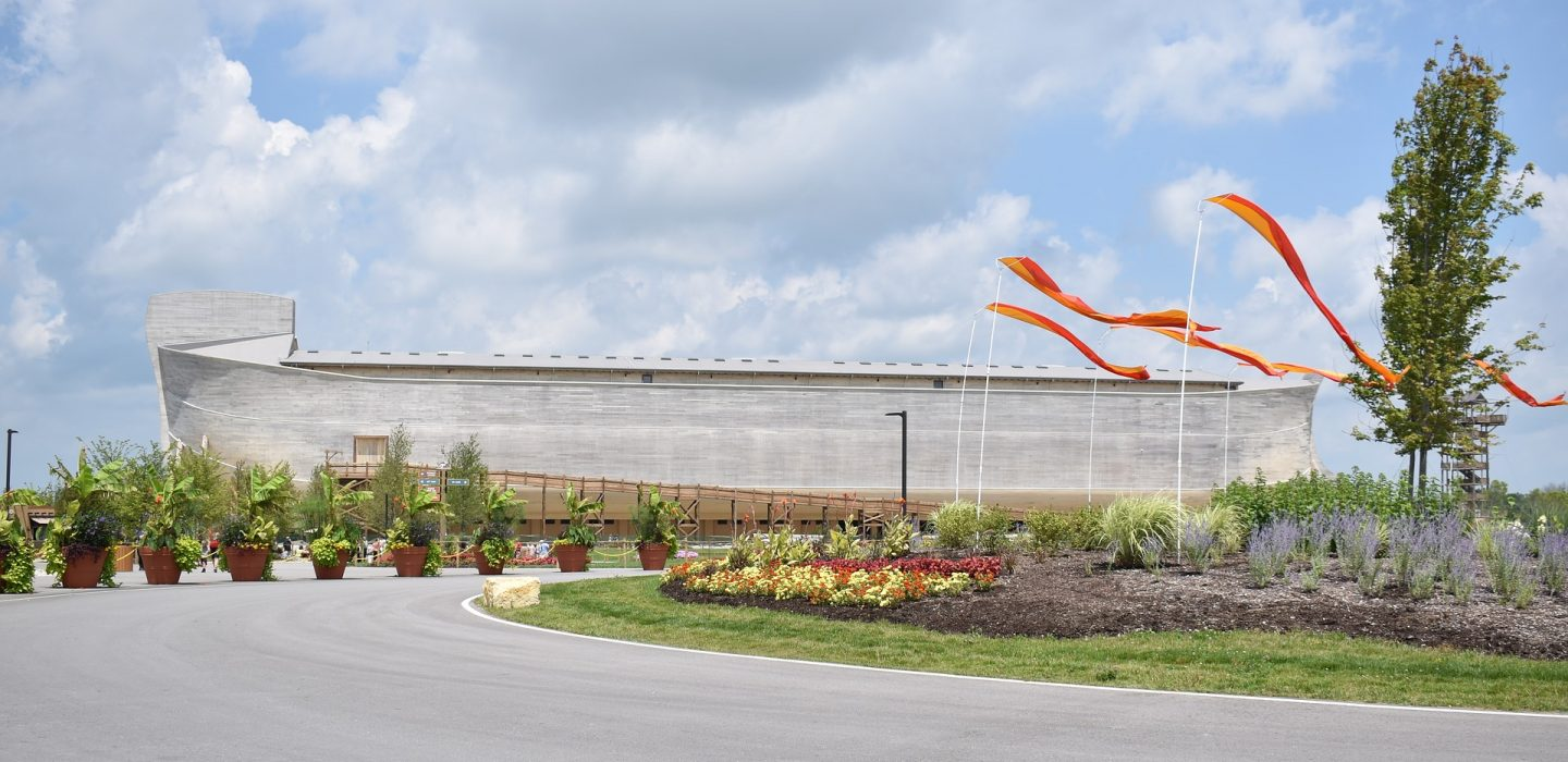 The Creation Museum and The Ark Encounter