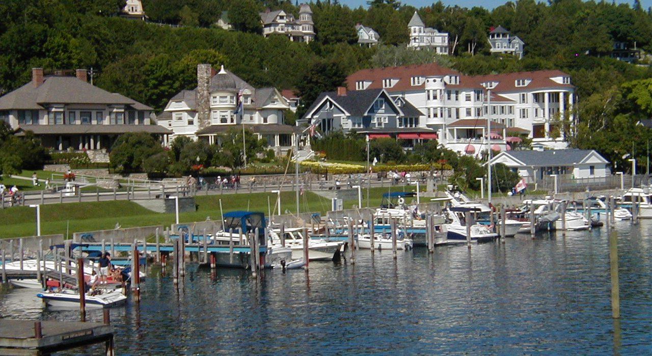 Mackinac Island & Thunder Bay Resort