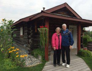 Cindy & Bob in Alaska